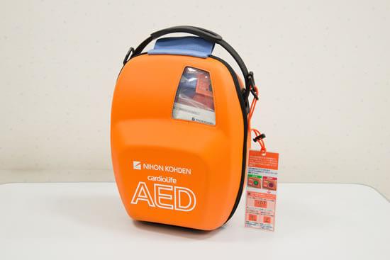 直流除細動器(AED)